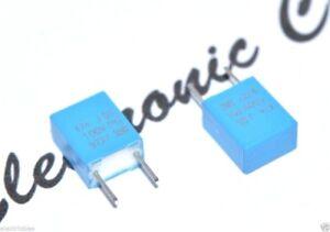 10pcs-Philips-mkp380-0-047uf-0-047-f-47nf-100v-5-Pitch-5mm-Folien-Kondensator
