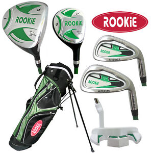 JUNIOR-RH-GOLF-SET-6-PCE-for-KIDS-7-to-10yrs-WITH-HYBRID-CHILDRENS-GOLF-CLUBS