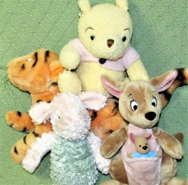 Disney Classic Tigger Plush Gund Winnie Pooh 6 Nursery Baby Stuffed