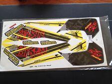 Takegawa Design Aufkleber Set  Honda MSX 125  ,Grom 125