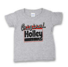 Holley 10164-LGHOL Holley Vintage Engine T-Shirt