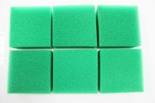 Compatible Nitrate Foam Filter Pads Fish Tank Fits Juwel Standard / BioFlow 6.0