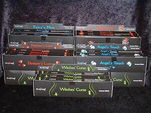 Stamford Black Box bâtons d'encens - Boîte de 6 packs-différents arômes-Bnib-afficher le titre d`origine i5NnYDHu-07194307-755841298