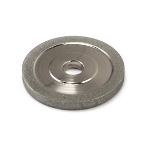 4inch Diamond Grinding Wheel Cutter Grinder For Carbide Metal 120 Grit 20mm Hole