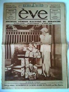 EVE-du-27-12-1931-Le-jour-des-etrennes