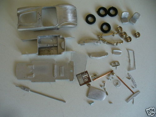 MGA Roadster 1500   1 43rd scale white metal kit  by K & R Replicas