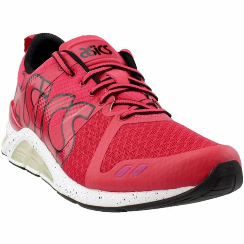 ASICS GEL-Lyte One Eighty  Athletic Running Performance Shoes Red Size Mens
