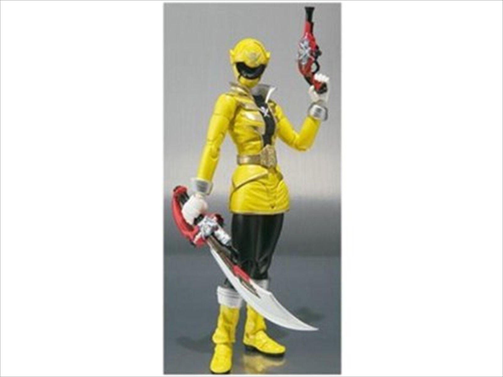 Bandai S.H. Figuarts Figuarts Figuarts Kaizoku Sentai Gokaiger Gokai Yellow Action Figure 7b0ed2