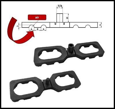 7 mm für Terrassendielen Distanzhalter Abstandshalter 1000 Abstandhalter 4 mm