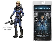 "NECA PROMETHEUS SERIES 4 THE LOST WAVE VICKERS 7"" ACTION FIGURE - 18cm"
