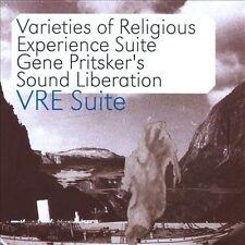 Sound Liberation: Pritsker;...-Vre Suite: Varieties Of Religi CD NEW