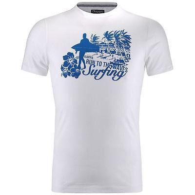Kappa T-Shirts & Top WIRU Uomo Spiaggia T-Shirt