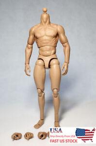 ZC-Toys-1-6-Scale-Muscular-Male-Figure-Body-Model-Fit-12-034-Hot-Toys-Head-Sculpt