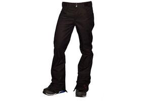 2016-NWT-MENS-AIRBLASTER-JED-ANDERSON-SNOWBOARD-PANTS-XL-black-slim-fit