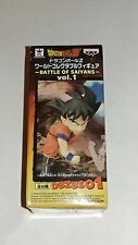 DragonBall Z World Collectable Figure Battle Of Saiyans Vol 2 Son Gokou DBZBS01