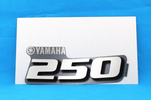 6CG-42677-00-00 F250 DECAL  YAMAHA OEM