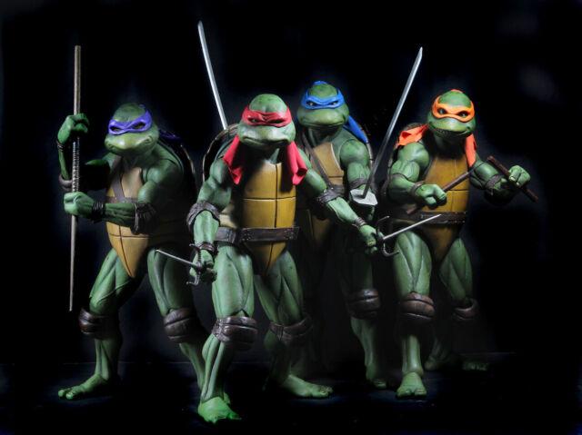 Teenage Mutant Ninja Turtles Classic 1990 Movie Collection