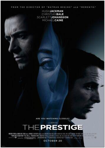 The Prestige Classic Large Movie Poster Print A0 A1 A2 A3 A4 Maxi