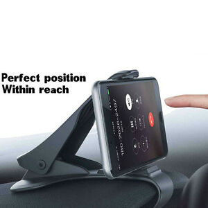 Universal-Car-Dashboard-Mount-Holder-Stand-Bracket-For-Mobile-Cell-Phone-GPS-New