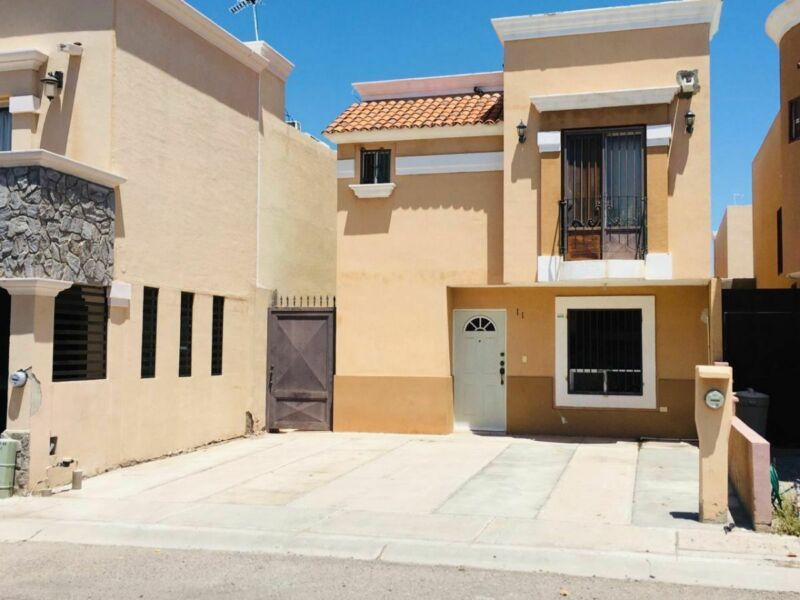 Se renta casa amueblada al norponiente de Hermosillo