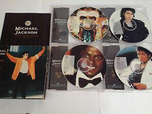 MICHAEL-JACKSON-TOUR-SOUVENIR-LTD-ED-PICTURE-4-CD-SET-RARE-OOP-1992