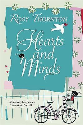 "1 of 1 - ""AS NEW"" Thornton, Rosy, Hearts and Minds, Book"