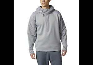adidas grau hoodie herren