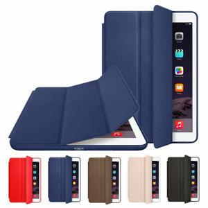 Housse Etui Coque Pour iPad 9.7 10.2 Air 4 3 2 12.9 Pro Mini Support Smart Cover