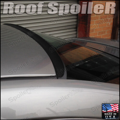 244R Fits: IS300 2000-05 Rear Roof Window Spoiler Made in USA