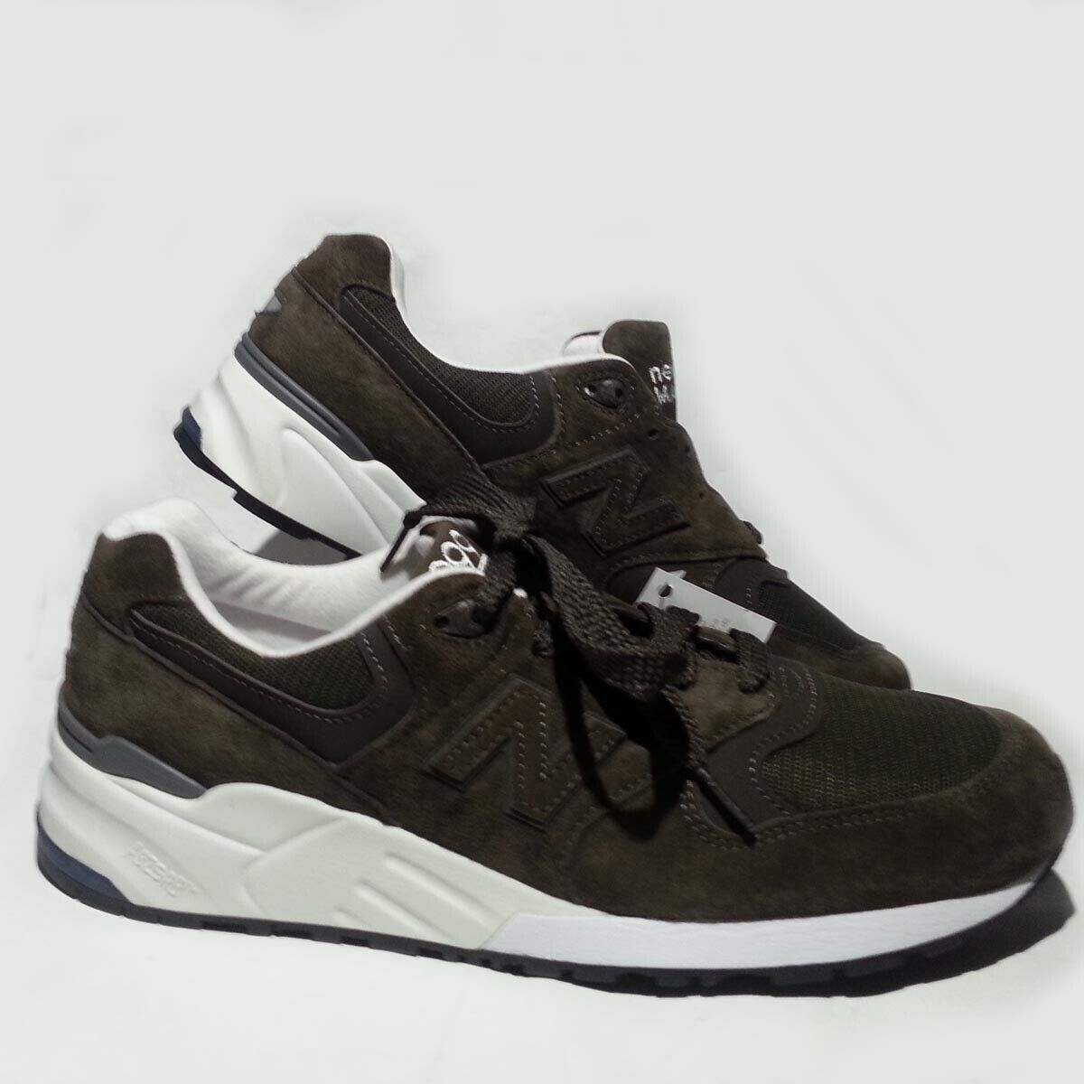 New Balance 999 Men Size 10.5 Sneakers Olive Green Made in USA