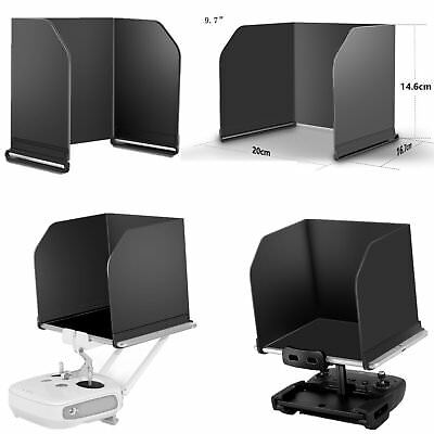 Monitor Sunshade Hood Shields For DJI MAVIC PRO Spark Phantom 3 4 Phone Sunhood