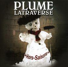 Plume Latraverse - Hors-Saisons [New CD]