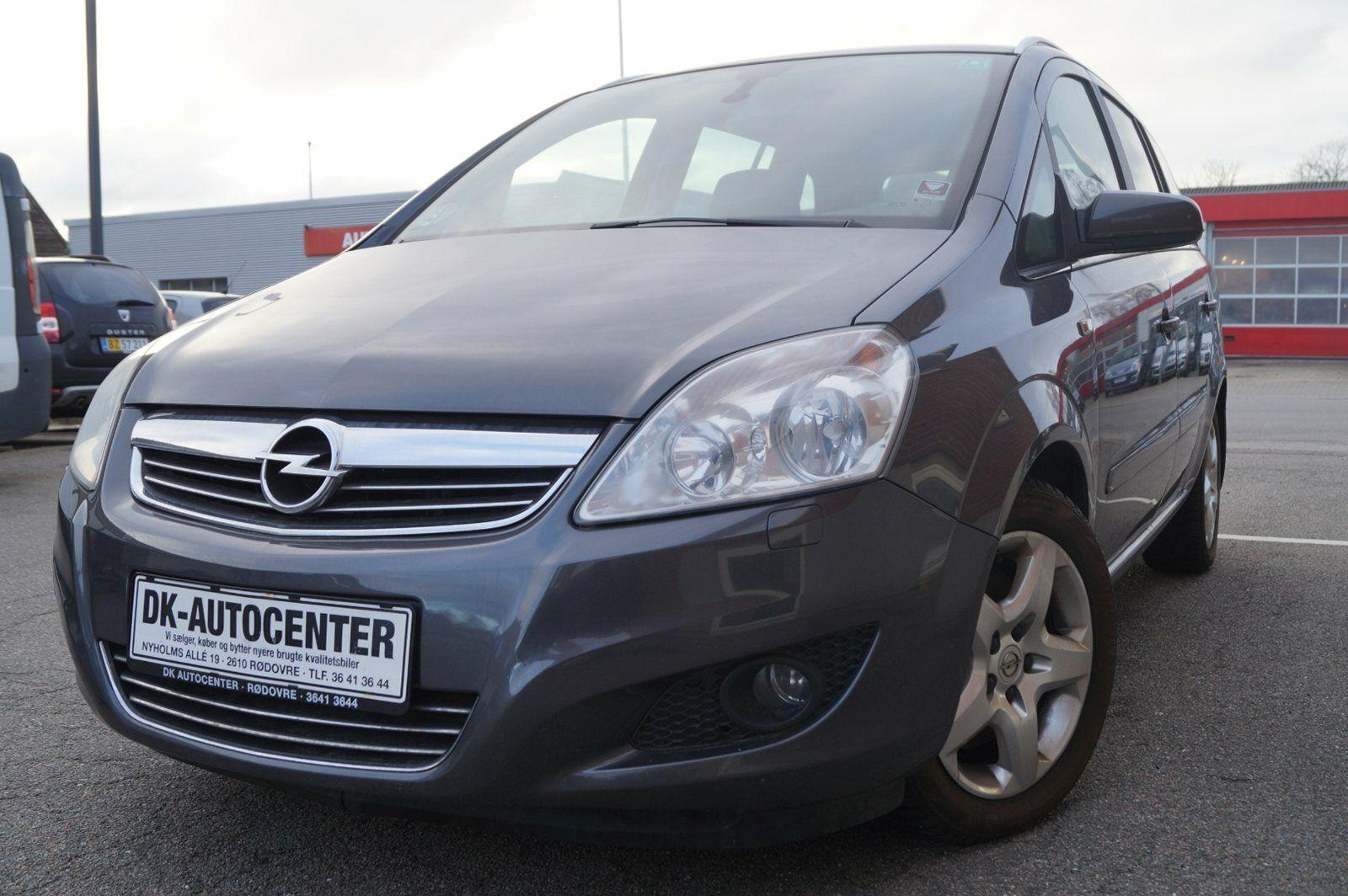 Opel Zafira 1,9 CDTi 120 Enjoy 7prs 5d