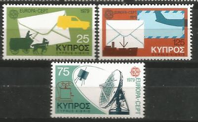 Europa Briefmarken Zypern Zypern Europa Cept 1979 Ohne Briefmarkenfalz Mnh Billigverkauf 50%