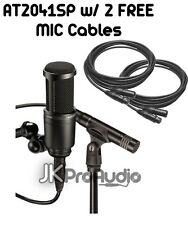 Audio-Technica AT2041SP Studio Pack w/ AT2020 & AT2021 Condenser Microphones