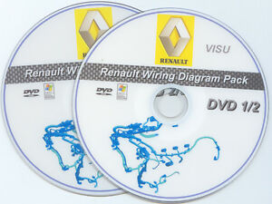 image is loading renault-wiring-diagram-megane-scenic-trafic-twingo-vel-