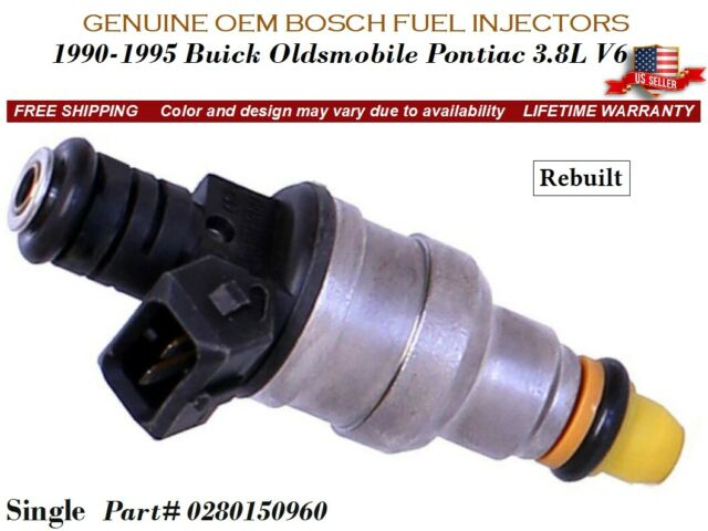 Fuel Injector Repair Kit for Injector Part # 0280150960