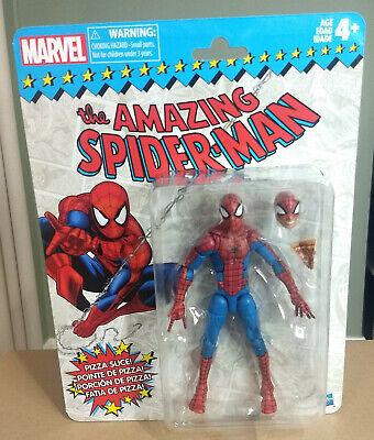 """Marvel Legends 6/"""" Spider-Man Vintage Wave 1 SET OF 6"""