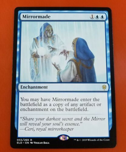1x MirrormadeThrone of EldraineMTG Magic Cards