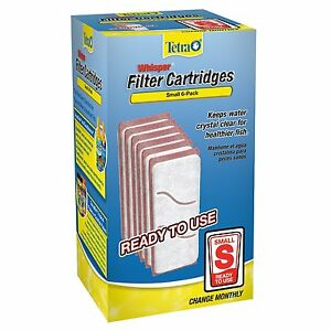Tetra-Whisper-Small-Size-Filter-Cartridge-6-Pack