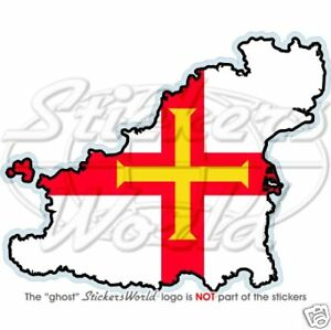 "3/"" GEORGIA Georgian Flag 75mm Bumper Sticker-Decal x2"