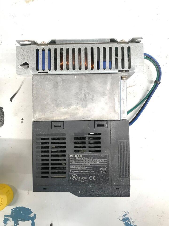 Frekvensomformer, Mitsubishi