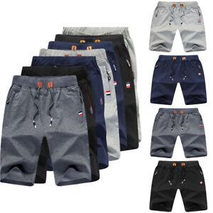 Summer Men/'s Casual Comfy Shorts Baggy Gym Sport Jogger Sweat Beach Pants hOT