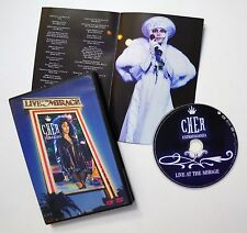 DVD Cher: Extravaganza Live at the Mirage w/ Insert RARE & OOP