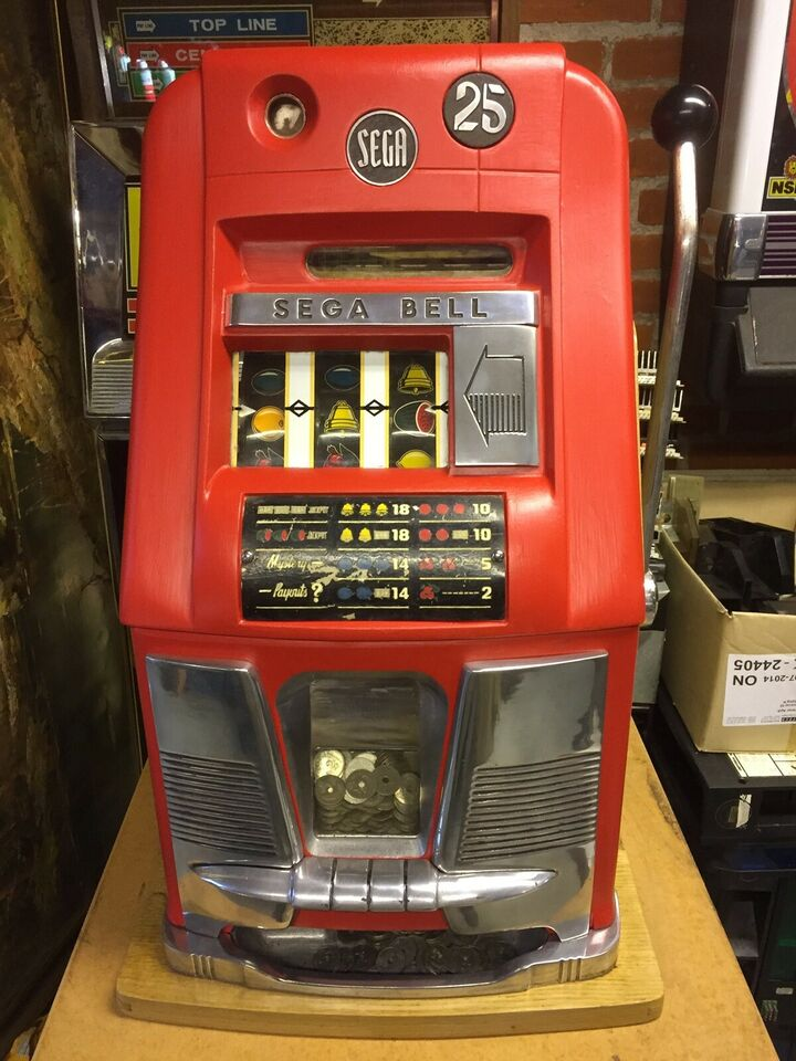spilleautomat, Defekt
