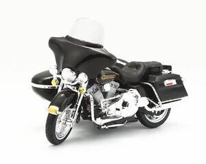 Maisto-1-18-Harley-Davidson-1998-FLHT-ELECTRA-GLIDE-Sidecar-Motorcycle-Model