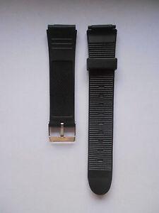Aimable Casio Bracelet Montre Silicon 20mm Ca53w W720 W520u Ca61w Db57 Ft 100w