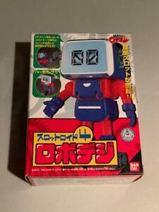 Rare-Bandai-1999-Made-in-Japan-DX-Robocon-Robo-Deji-Slot-Action-Figure