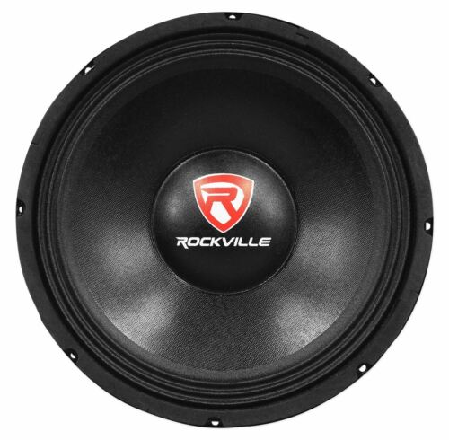 "Rockville 12/"" Replacement Driver Woofer For Gemini GVX-12 Speaker"
