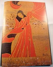 Art Deco Vintage Fashion Print Paul Poiret Design Illust Charles Martin 1914